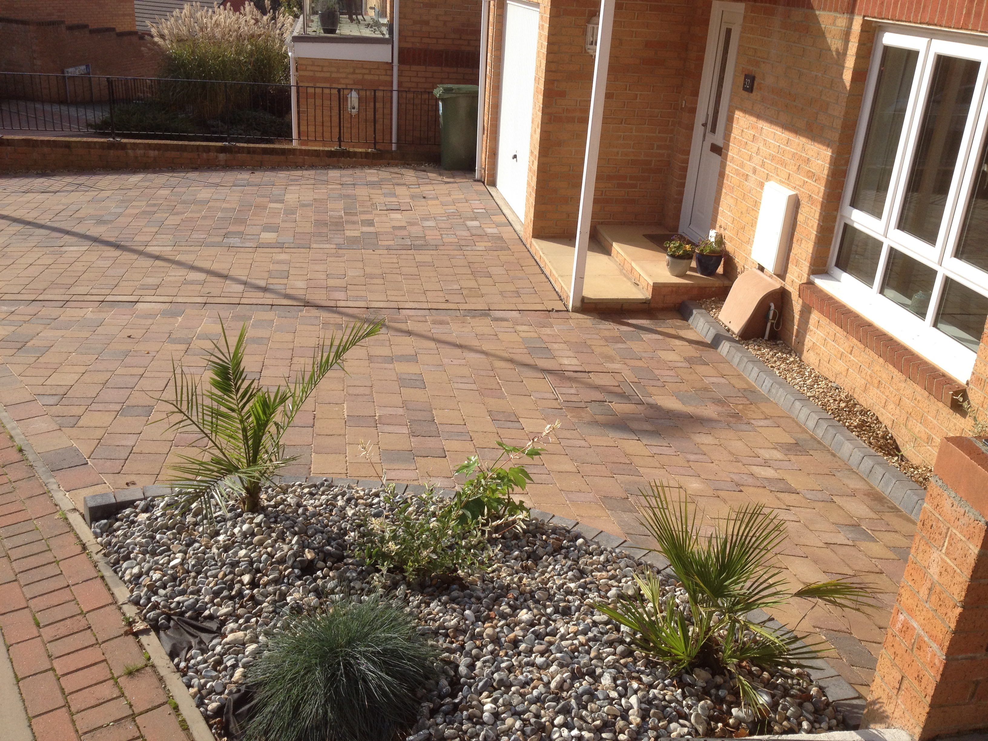 Oakmere Landscaping in Salford install driveways for customers throughout Greater Manchester